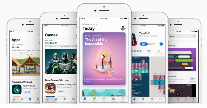 浅谈App Store改版对APP推广带来的影响