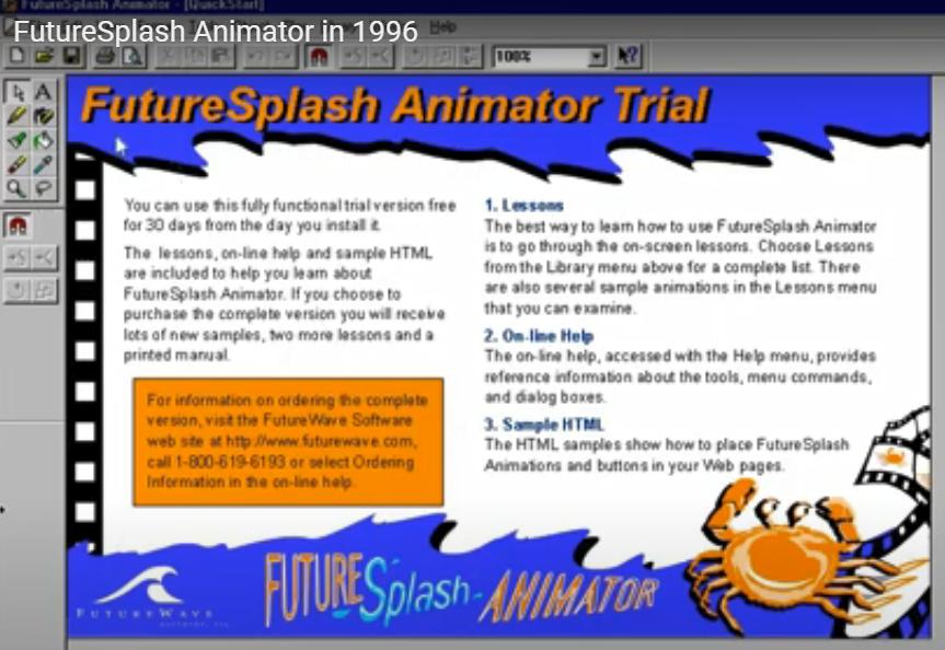 Adobe Flash 浮沉录(上)